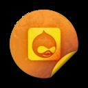 drupal webtreats Png Icon
