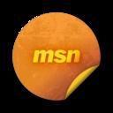 msn logo webtreats Png Icon