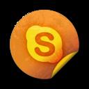 skype webtreats Png Icon