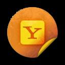 yahoo logo square webtreats Png Icon