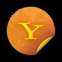 yahoo webtreats Png Icon