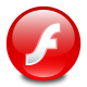Macromedia Flash large png icon