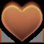 chokoheart Png Icon