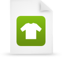 file document paper green g16069 Png Icon