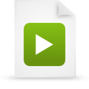 file document paper green g17169 Png Icon