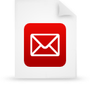 file document paper red g12920 Png Icon