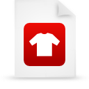 file document paper red g16069 Png Icon