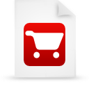 file document paper red g21761 Png Icon