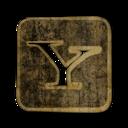 yahoo logo square webtreatsetc Png Icon
