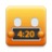 digitalclock 3 large png icon