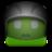 helmetgreen large png icon