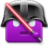 lightsaber 18 large png icon