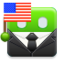 america large png icon