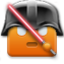 lightsaber 10 large png icon