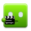 moviesgreen large png icon