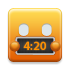 digitalclock 3 Png Icon