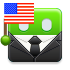 america Png Icon