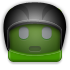helmetgreen Png Icon