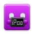 purplebanner Png Icon