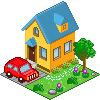 house 3 Png Icon
