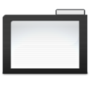 Dark Folder Png Icon