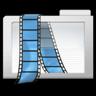 Folder Videos large png icon