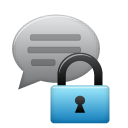 comment private Png Icon