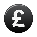 pound Png Icon