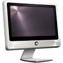 purplesilver Icon 02 Png Icon