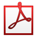 acrobatreader Png Icon