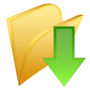 dossierdownload Png Icon