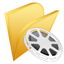 dossiervideos Png Icon