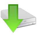 downloadcd Png Icon