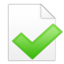 fichieryes Png Icon
