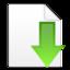 fichierdownload large png icon