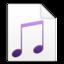 fichiermusique large png icon