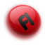 Flash CS 4 large png icon