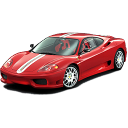 sports car Png Icon