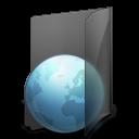 Internet Folder Png Icon