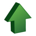 arrow up Png Icon