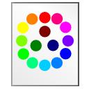 colorscm Png Icon