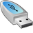 usb pendrive large png icon