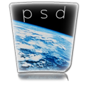 psd Png Icon