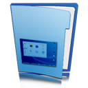 folder desktop Png Icon