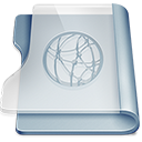 Graphite idisk Png Icon