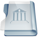 Graphite library Png Icon