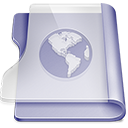 Purple site large png icon
