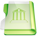 Summer library Png Icon
