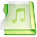 Summer music Png Icon