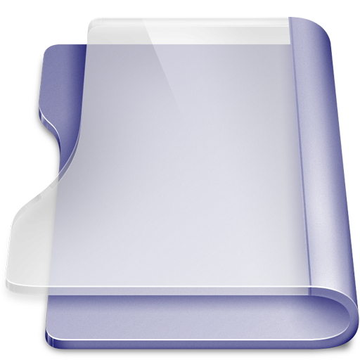 Purple generic large png icon